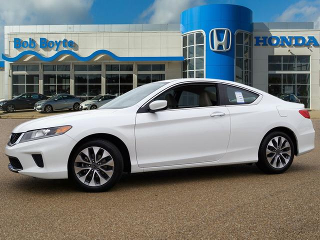 Certified Pre-Owned 2014 Honda Accord LX-S