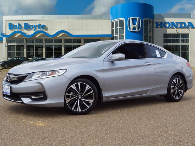 Certified Pre Owned 2017 Honda Accord Ex W Sensing