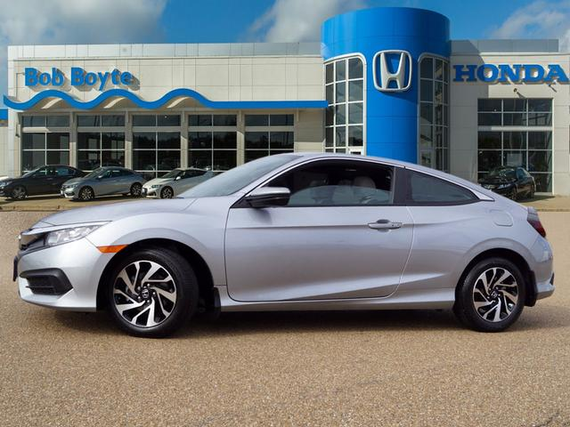 New 2018 Honda Civic Lx P