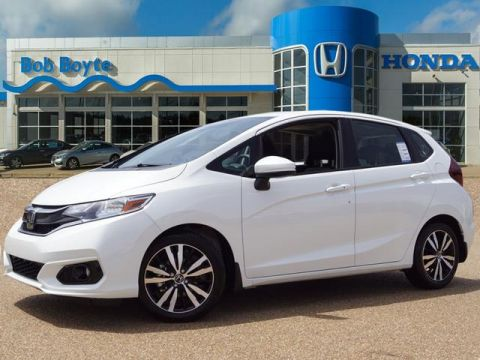 Certified Pre-Owned 2018 Honda Fit EX