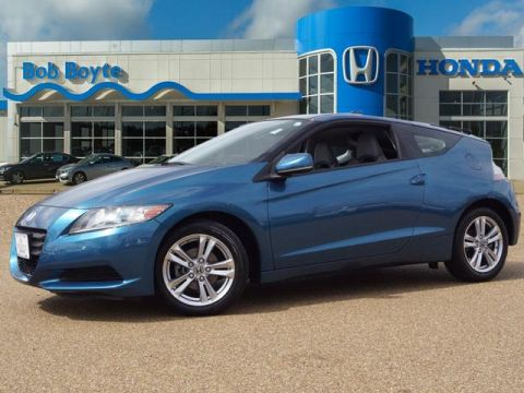 Pre Owned 2012 Honda CR Z Base